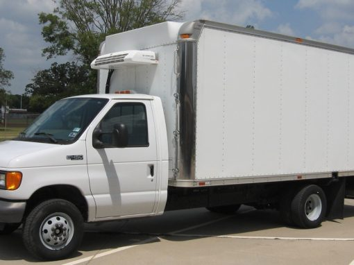 hire a refrigerated trucking company